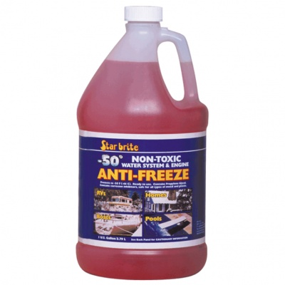 Starbrite -50°F (-46°C) Non-Toxic Antifreeze - Inboard / Outboard Engines