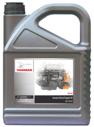 YANMAR 15W40 ENGINE OIL 5L