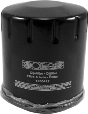 HONDA OIL FILTER - Replaces Honda Marine p/n 15400-RBA-F01