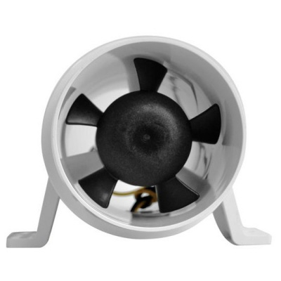 3-INCH TURBO IN-LINE BLOWER - WATER RESISTANT