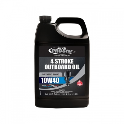 Super Prem Synthetic O/B SAE 10W 40 3.79Ltr 4 Stroke