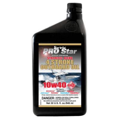 Super Prem Synthetic O/B SAE 10W 40 950ml 4 Stroke