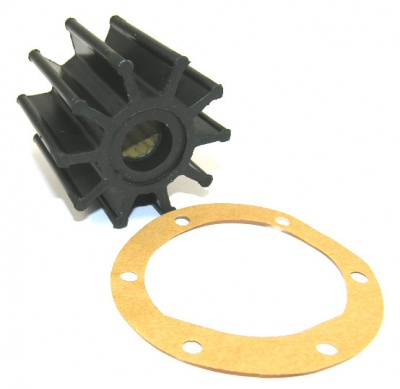 SEA WATER PUMP IMPELLER KIT, REPLACES VOLVO PENTA p/n: 834794 & 876120