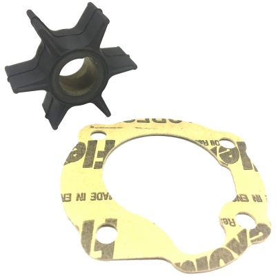 Impeller & Gasket Evinrude & Johnson Outboard Engines - Replaces OMC 0388702