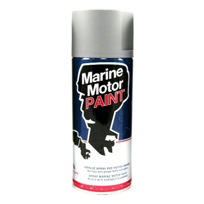 Marine Grade Zinc Primer Paint, Grey, - Ideal Base Coat Outboards & Sterndrives