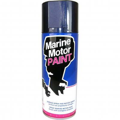 Tohatsu Outboard Motor Engine Paint, Metallic Cobalt Blue - 400ml