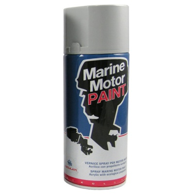 Volvo Penta Aquamatic 1989 & Up Sterndrive Paint - Light Grey, non-Metallic