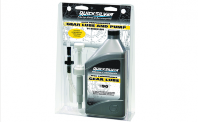 HP GEAR OIL W/PUMP