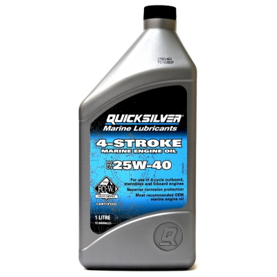 4- STROKE MARINE ENGINE OIL 25W-40 ( 1 LITRE )