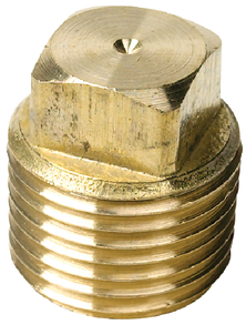 "Boat Bung Bayliner Maxum Sea Ray Glastron Brass Garboard Drain Plug 1//2/"" NPT"