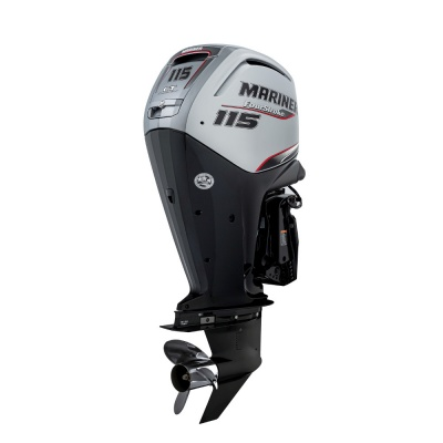Brand New! Mariner F115 ELPT CT EFI Outboard Engine 115hp