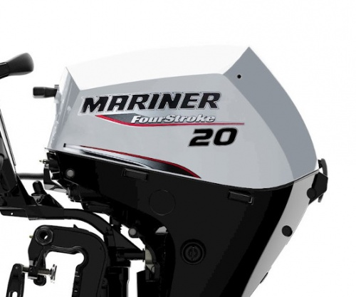 Brand New! Mariner F20 EFI Long Outboard Engine 20hp