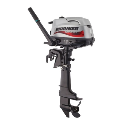 Brand New Mariner F4 Long Outboard Engine 4hp