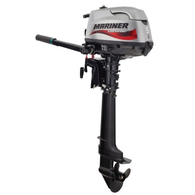 New Mariner F5 Sail Mate Outboard Engine 5hp