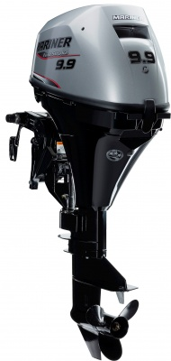 Brand New Mariner F9.9 Long Electric Start Outboard Engine 9.9hp