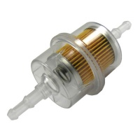 Marine Grade Inline Diesel / Petrol Fuel Filter, 6-8mm - For Inboard & Outboard Engines
