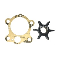 Outboard Impeller & Gasket - Replaces Yamaha 6H4-44352-02-00 & 663-44315-A0-00