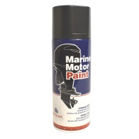 Suzuki 2 Stroke Outboard Motor Engine Paint 1989 & Up Metallic Grey