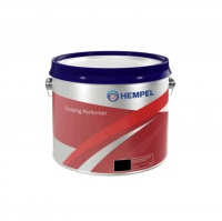 Hempel Cruising Performer Antifouling Paint 2.5L Black - Yachts & Powerboats