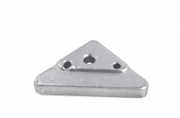 VOLVO PENTA TRIANGLE ANODE PLATE