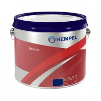 Hempel Broads Antifouling Paint 2.5L True Blue - Excellent in Fresh & Salt Water