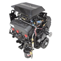 4.3L 4BBL CRATE ENGINE, 225hp