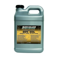 QUICKSILVER DFI 2-CYCLE OUTBOARD OIL 92-858038QB1 10L