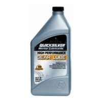 Quicksilver Oil & Lubricants