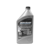 4-STROKE MARINE ENGINE OIL 25W-40 SYNTHETIC BLEND ( 1 LITRE )