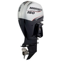 Brand New! Mariner F150 L EFI Outboard Engine 150hp