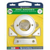 COMPLETE ZINC ANODE KIT VOLVO PENTA 290 SP STERN DRIVES