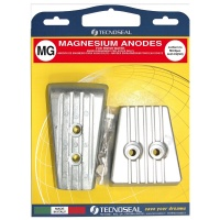 ANODE KIT VOLVO PENTA SX-A / DPS-A, Magnesium
