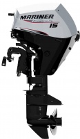 Brand New! Mariner F15 EFI Long Electric Start Outboard Engine 15hp