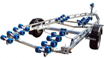 EXT1800 Super Roller Trailer