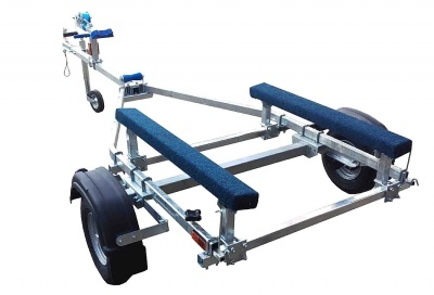 EXT350 Jet Bunk Trailer