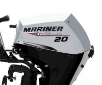 Brand New! Mariner F20 EFI Outboard Engine 20hp